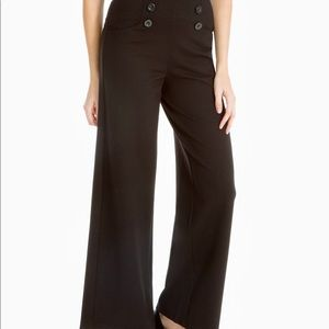 Max Studio wide leg pant with tags